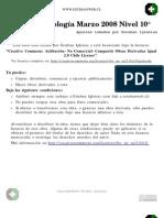 II Medio - Biología - Materia Marzo 2008 - Características Sexuales y Genética