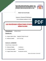 Les procedures operatoires sta - Rahaoui Zineb_2360