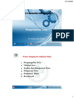 3. Pengumpulan Data Indikator