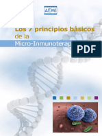 Principios de microinmunoterapia