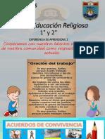 2da, experiencia de aprendizaje 3da. act PRG 1° y 2°