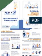 HORA & MedLife_Ghid de Siguranta in Restaurante