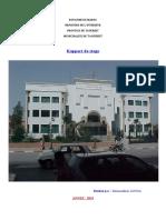 Rapport de Stage Municipalite de Taourirt (1)