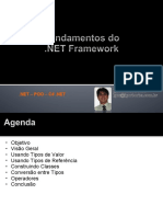 .NET - POO - C# .NET - Aula 01 - Fundamentos do .NET Framework