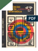 EUGENIO KUSNET - Iniciação a arte dramática
