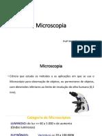Análise microbiológica de alimentos - Microscopia, Esterilização, Amostras, Contagem