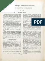 Revue_de_Metallurgie_1932_t29_nr11_s542_ alliages Al-Si