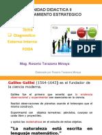 Planeamiento Estrategico 4. (FODA) (1)