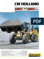 Carregadeiras W130 100 175HP NEW