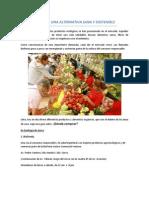 15 de Marzo - Día mundial del consumo responsable - BIOFERIAS