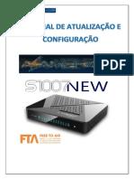 Tutorial de Atualização e Configuração AzAmerica S1007 New v 1.0