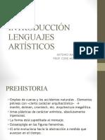 Introducción Lenguajes Artísticos(1)