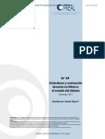 01 Barrera, I. y Myers, R. 2011. Estándares y Evaluación Docente en México El Estado Del Debate. PREAL, (59)-Mi Planeación de Clase