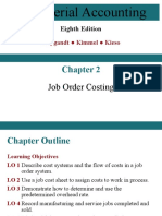 IffatZehra_2972_15876_1_Chapter 2 Job Order Costing
