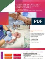 Atención y Cuidados Del Paciente en Las Necesidades de Higiene- Recién Nacidos