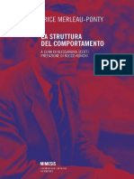 Maurice Merleau-Ponty, A. Scotti (editor) - La struttura del comportamento