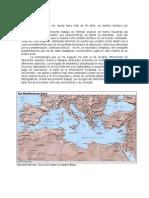 TURISMO EN EUROPA MEDITERRANEA