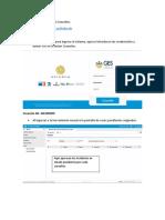 Manual #1 - Registros de casos en Service Manager de HP