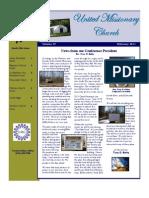 Feb Newsletter 2011