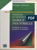Stratégie marque industrielle