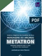 MENSAGENS DO ARCANJO METATRON - James Tyberonn