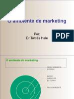 Aula 3 - Ambiente de Marketing