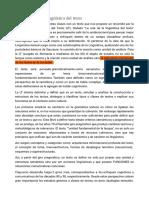 Clase 1- Rutas de  la Linguística del texto