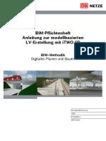 Anleitung Zur Modellbasierten LV-Erstellung Mit ITWO 5D-Data
