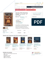 Secrets of the Dead Sea Scrolls _ Amazon.com.br