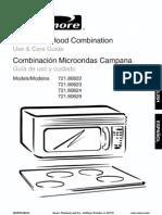 Kenmore Elite Microwave manual
