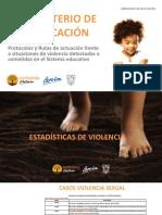 CAPACITACIÓN EXTERNOS PROTOCOLOS Y RUTAS OCT 2020
