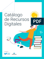 Catálogo de RecursosProFuturoOnline