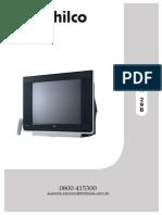 TV+Philco+TV+PH+29B+ +Esquema