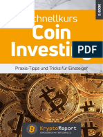 Coin-Investing