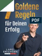 Lars Erichsen - 7 Goldene Regeln