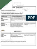 Formato Plan de Clase 2019 Poniatowska