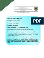 ORGANIZADOR DE UNIDAD 7