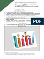 GUIA N° 5  TABLAS Y RECOLLECCION DE DATOS (1)