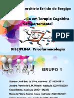 Apresentação psicofarmacologia com animação