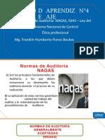 AUDITORIA DE GESTION Semana 4 - NORMAS DE AUDITORIA