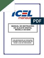 manual ad-8200