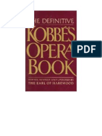 The Definitive Kobbe_s Opera Book