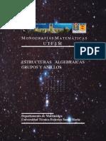 Estruturas Algébricas - Grupos e Aneis