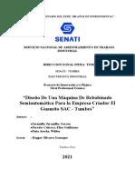 Peña, Jaramillo y Paredes Avance III Mejora de Metodos
