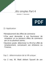 Intérêts simples Part 4