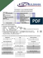 EXERCÍCIOS DE FIXAÇÃO VI -Capítulo 6 – REGISTROS CONTÁBEIS 19-11-2018