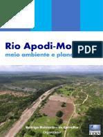 Livro Rio Apodi-Mossoró meio ambiente e planejamento 2021