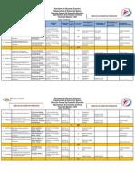SEDES CFC 2010-2011 - VESPERTINO