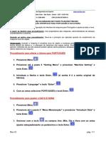 Guia Rapido Conf. Portugues e Data FSM-60S