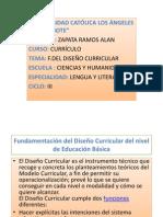 DIAPOSITIVAS - CURRÍCULO